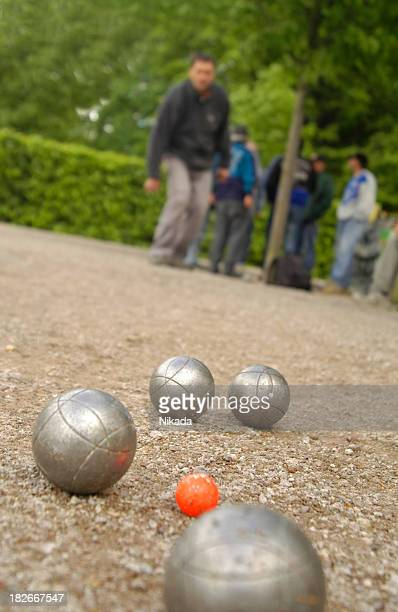 Boules in France
