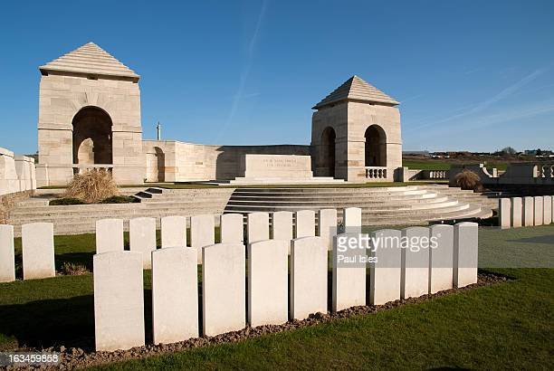 Boulogne, Pas de Calais. Terlincthun British Cemetery . The first rest camps for Commonwealth forces were established near Terlincthun in August 1914...