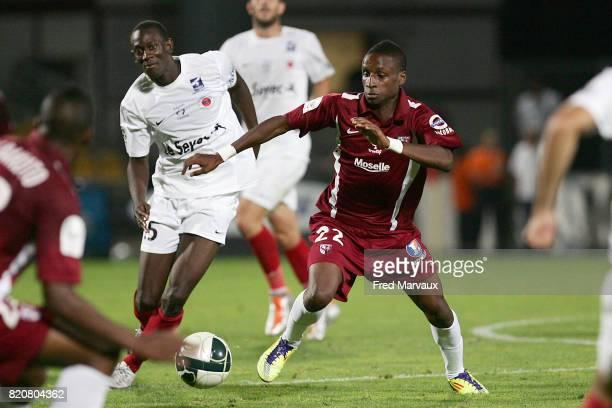 Bouna SARR Metz / Chateauroux 4e journee de Ligue 2 Fred Marvaux / Icon Sport