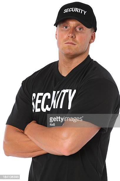 bouncer - doorman stock photos and pictures