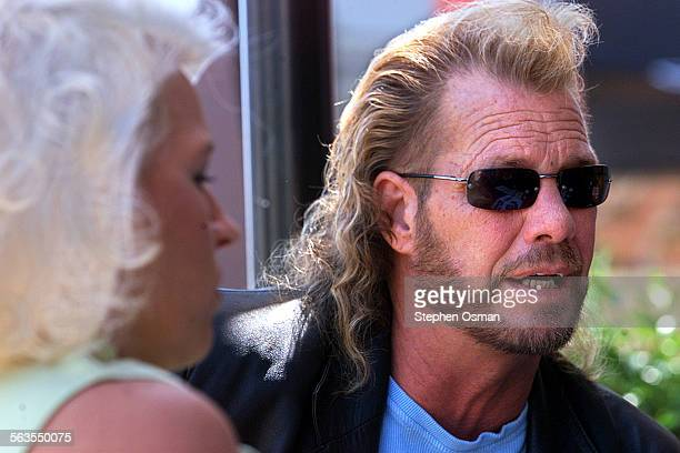 Bounty hunter Duane 'Dog' Chapman has been searching for fugitive Andrew Luster in hopes of cashing in on a percentage of the convicted rapists'...