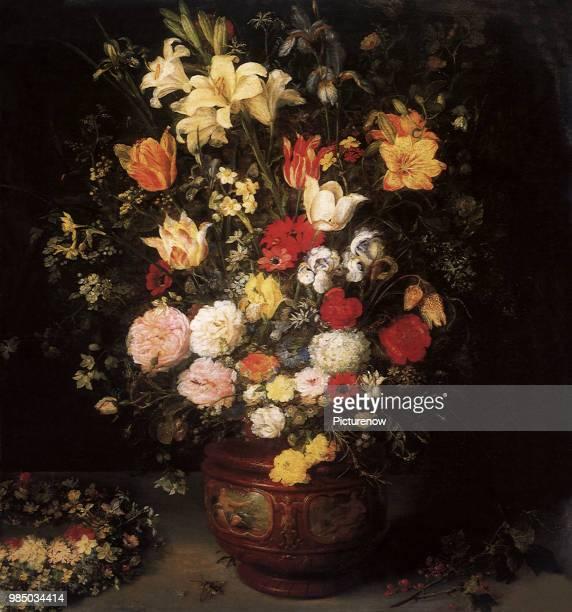 Bouquet of Flowers Brueghel Jan the Elder
