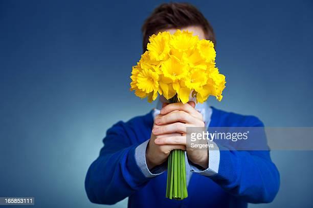 Von Blumen Blumenstrauß