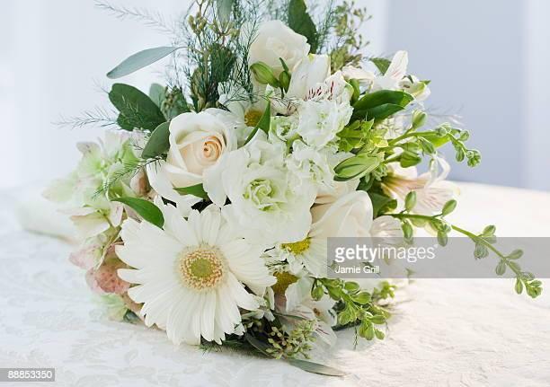 Bouquet of flowers, studio shot