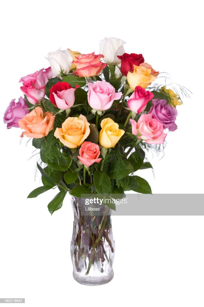 Bouquet of Roses : Stock Photo
