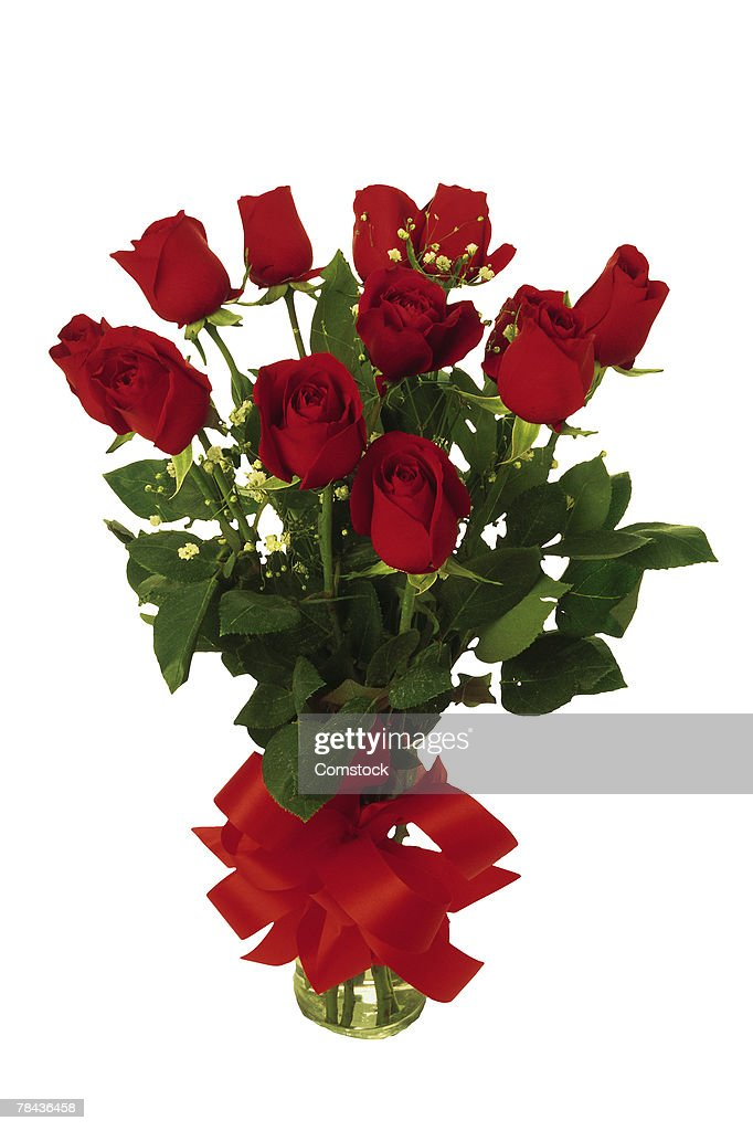 Bouquet of roses : Stockfoto
