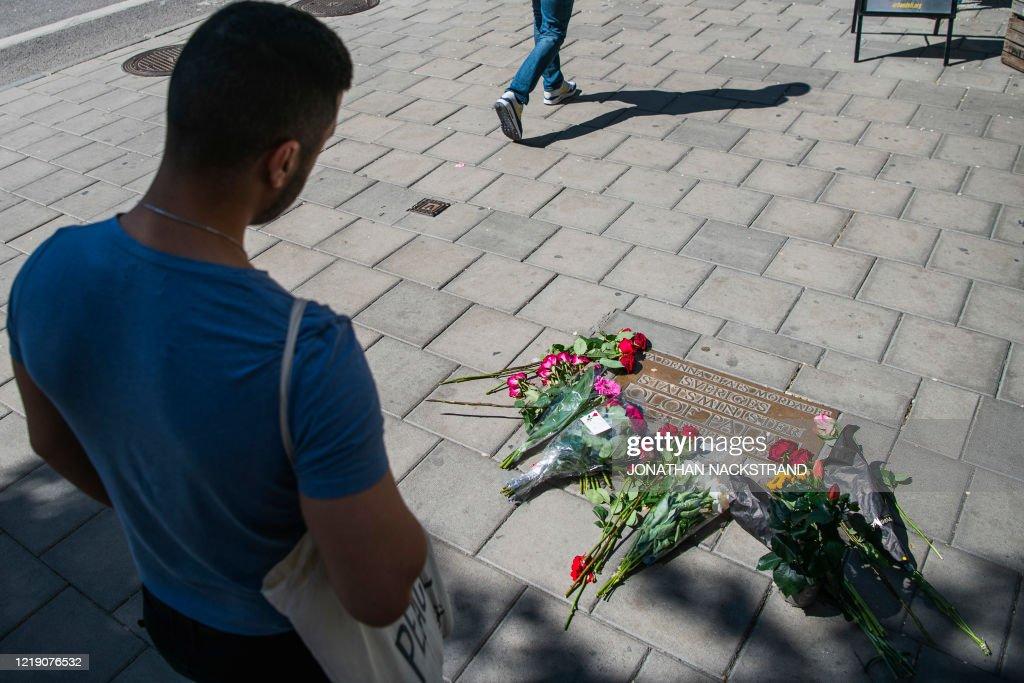SWEDEN-POLITICS-MURDER-INVESTIGATION-PALME : News Photo