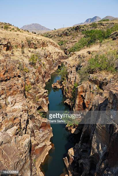 Bourke's Luck Potholes, , Blyde Canyon