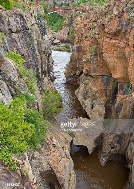 Bourkes Luck Potholes, Blyde River Canyon, Mpumalanga, South Africa