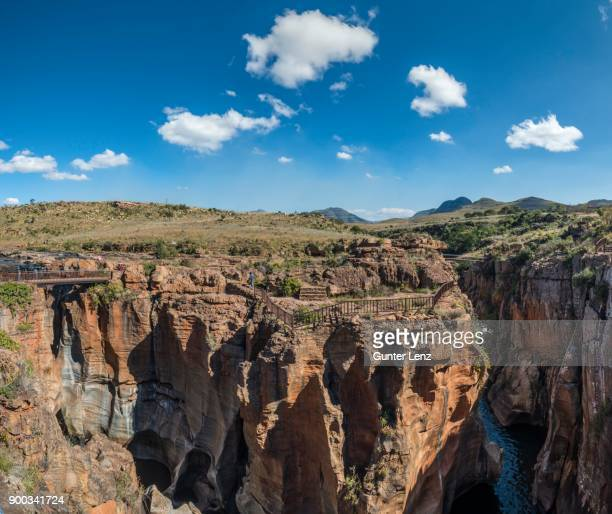 Bourkes Luck Potholes, Blyde river Canyon Panoramic Route, Mpumalanga, South Africa