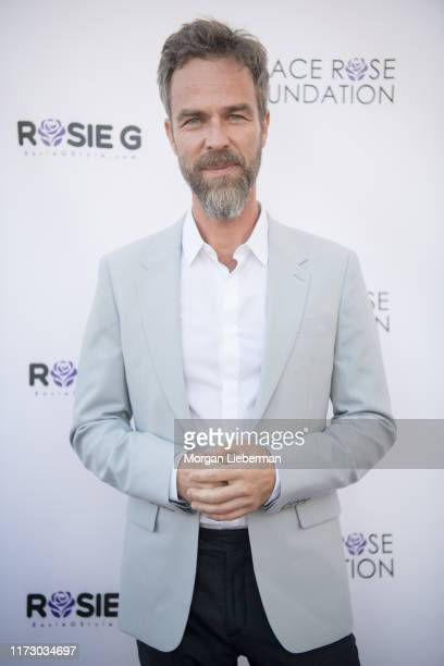 Bourne arrives at the 16th Annual Grace Rose Foundation Fashion Show Fundraiser at SLS Hotel on September 07, 2019 in Beverly Hills, California.
