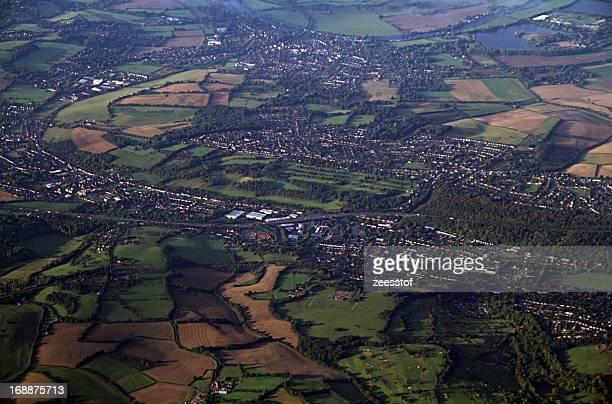 Bourne End and Wooburn, Buckinghamshire