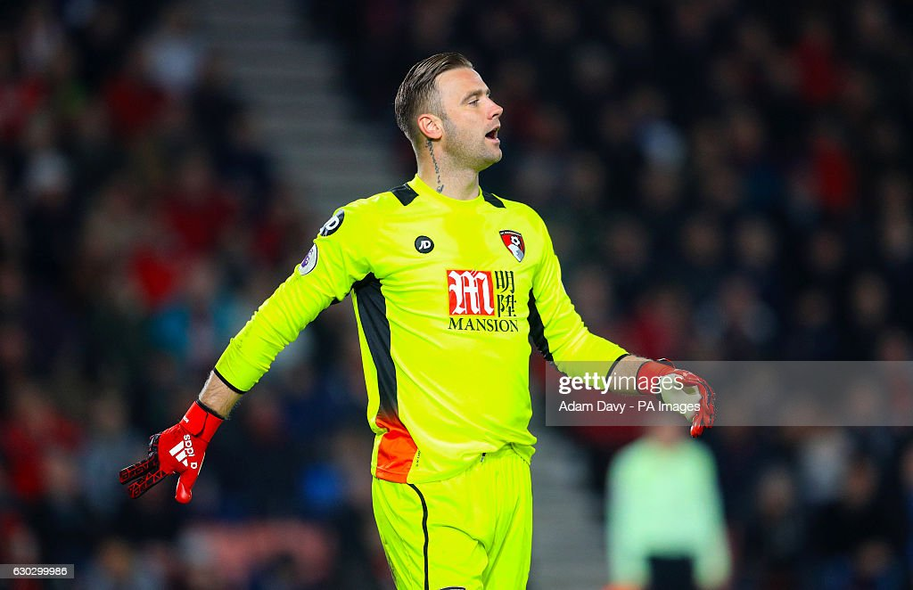 AFC Bournemouth v Leicester City - Premier League - Vitality Stadium : News Photo