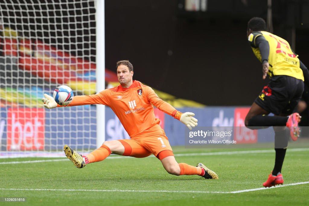 Watford v AFC Bournemouth - Sky Bet Championship : News Photo