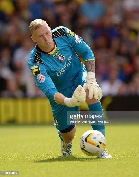 AFC Bournemouth goalkeeper Ryan Allsop