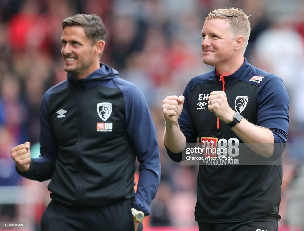 AFC Bournemouth v Cardiff City - Premier League : News Photo