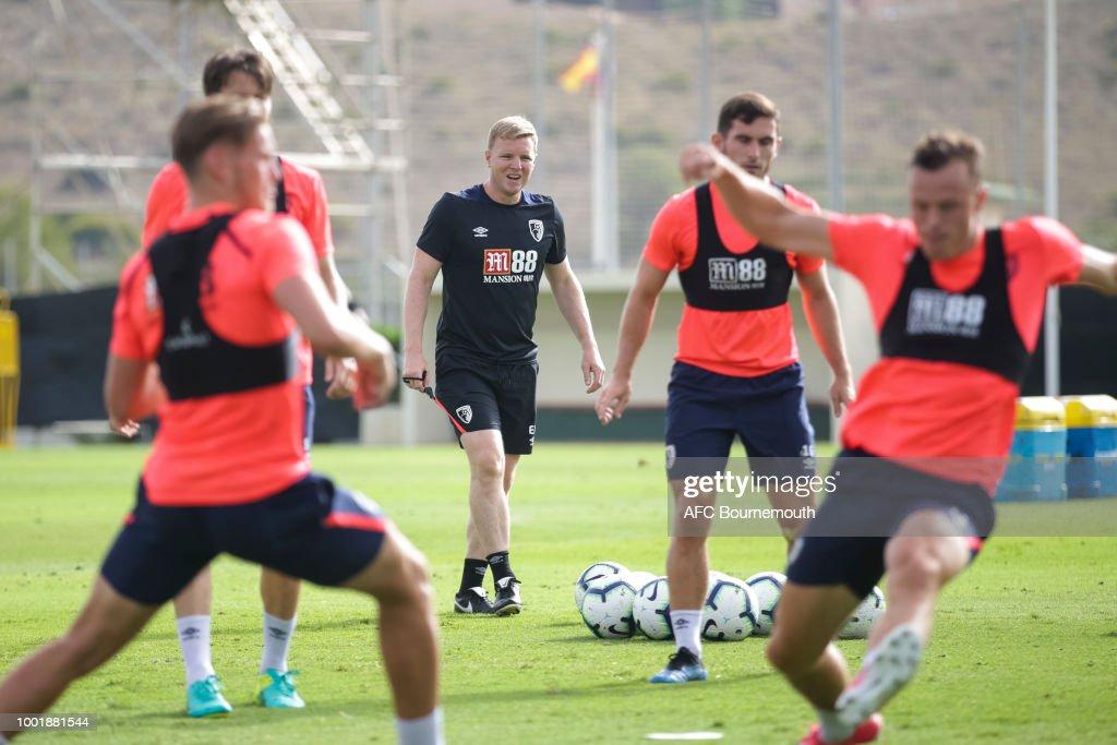 AFC Bournemouth Pre-Season Training Camp