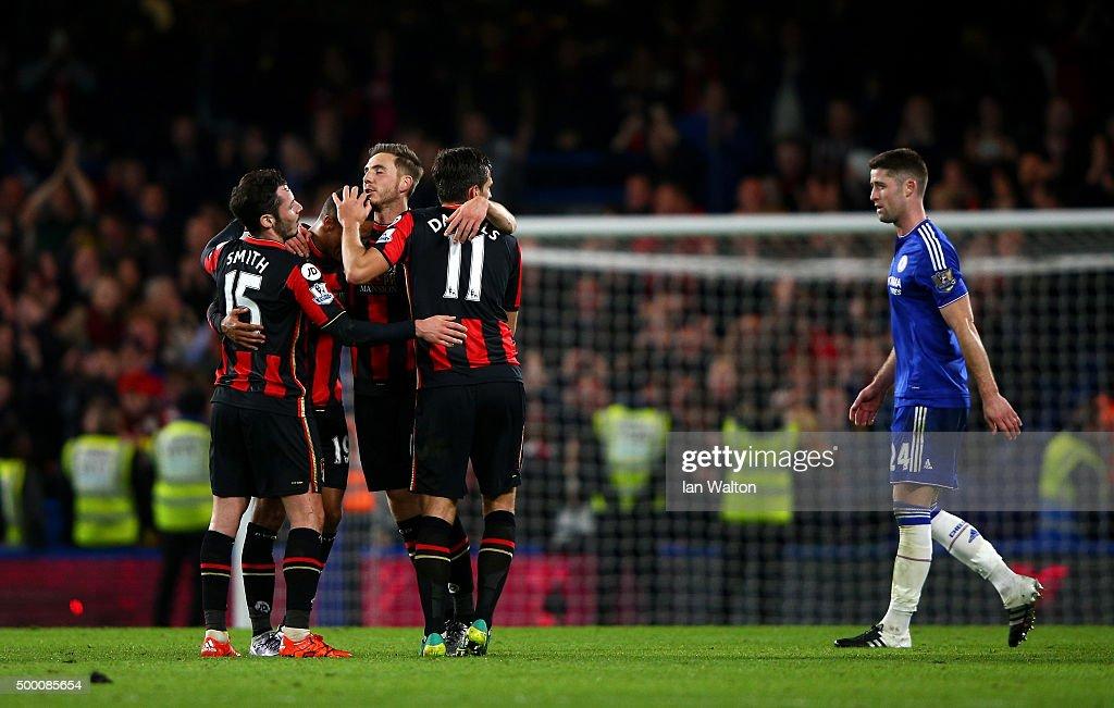 Chelsea v A.F.C. Bournemouth - Premier League : News Photo