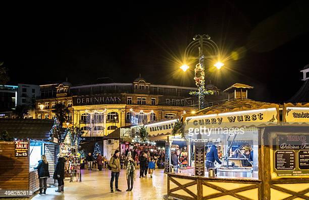 Bournemouth Square - Christmas Market