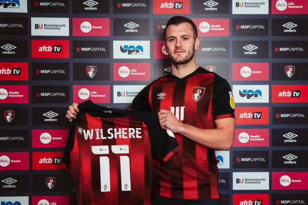 GBR: AFC Bournemouth Unveil New Signing Jack Wilshere