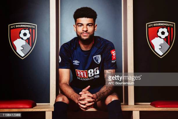 Bournemouth unveil new signing Philip Billing at Vitality Stadium on July 29, 2019 in Bournemouth, England.