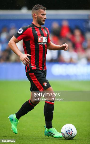 Bournemouth's Baily Cargill during the preseason match at the Vitality Stadium Bournemouth PRESS ASSOCIATION Photo Picture date Sunday July 30 2017