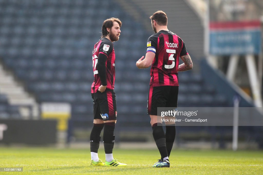 Preston North End v AFC Bournemouth - Sky Bet Championship : News Photo