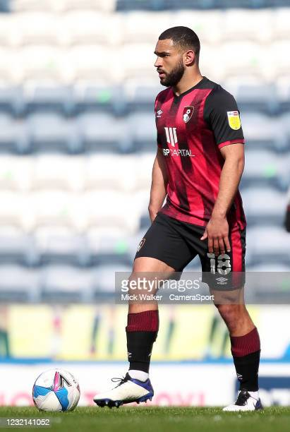 Bournemouth's Cameron Carter-Vickers during the Sky Bet Championship match between Blackburn Rovers and AFC Bournemouth at Ewood Park on April 5,...
