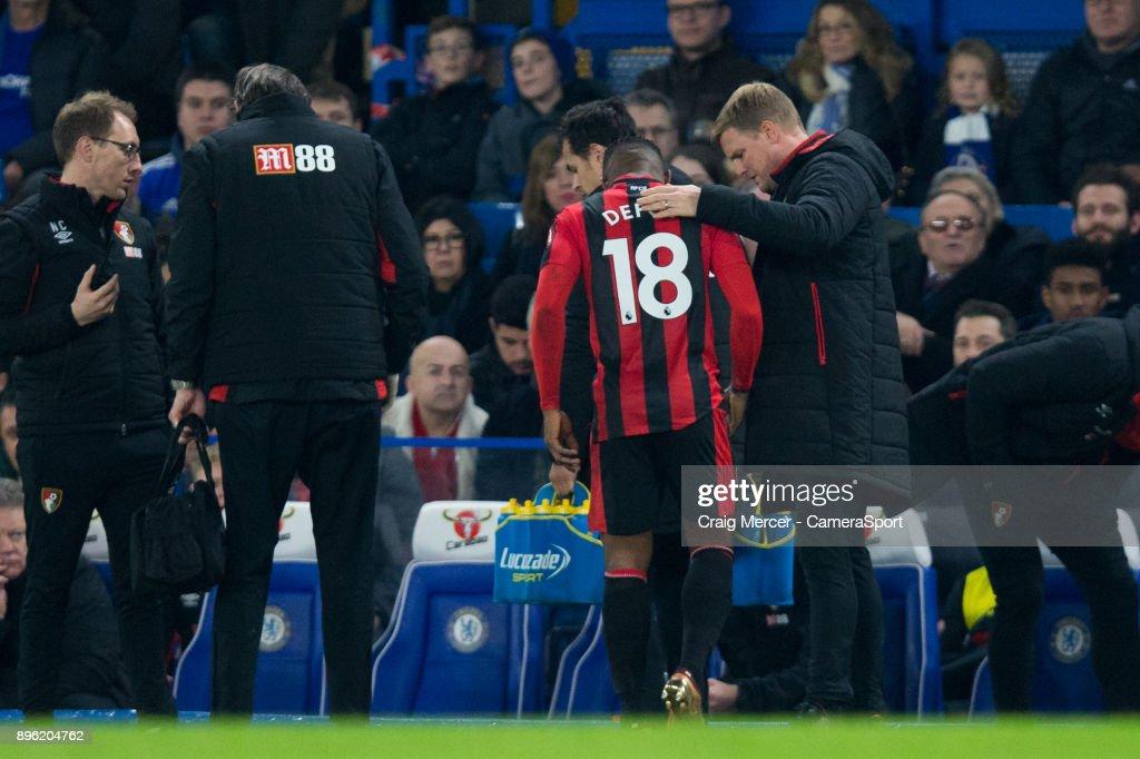 Chelsea v AFC Bournemouth - Carabao Cup Quarter-Final : ニュース写真