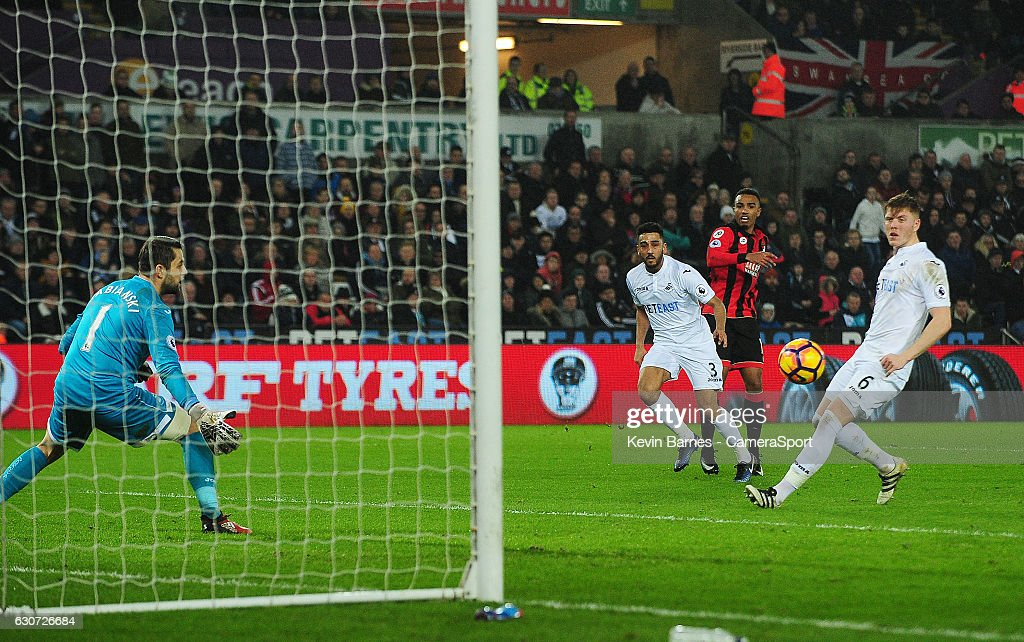 Swansea City v AFC Bournemouth - Premier League : News Photo
