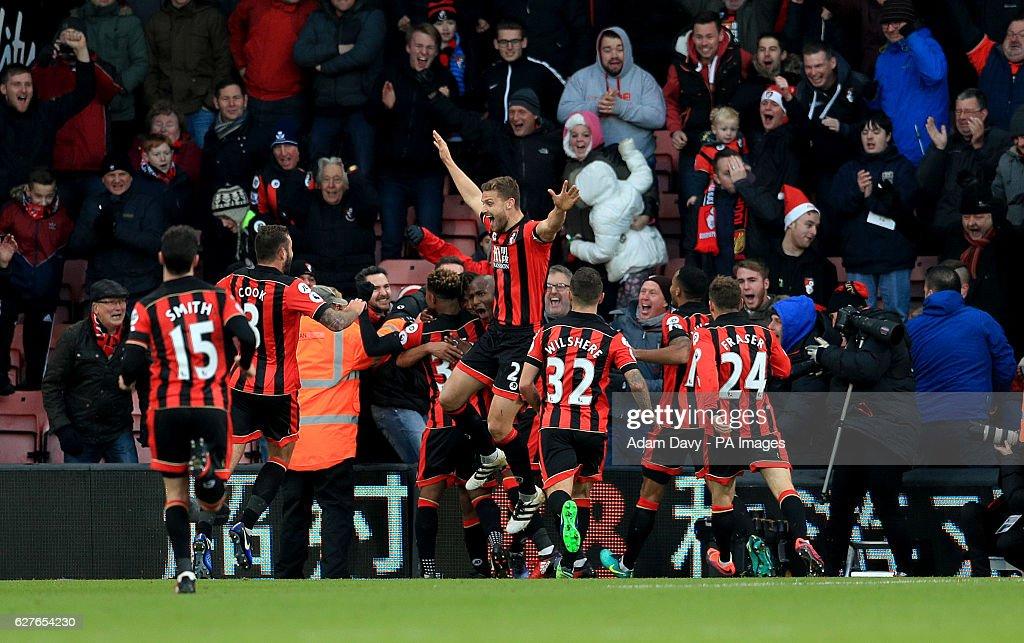 AFC Bournemouth v Liverpool - Premier League - Vitality Stadium : News Photo