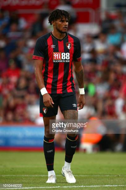 Bournemouth's Tyrone Mings in action during the PreSeason Friendly match between AFC Bournemouth and Real Betis at Vitality Stadium on August 3 2018...