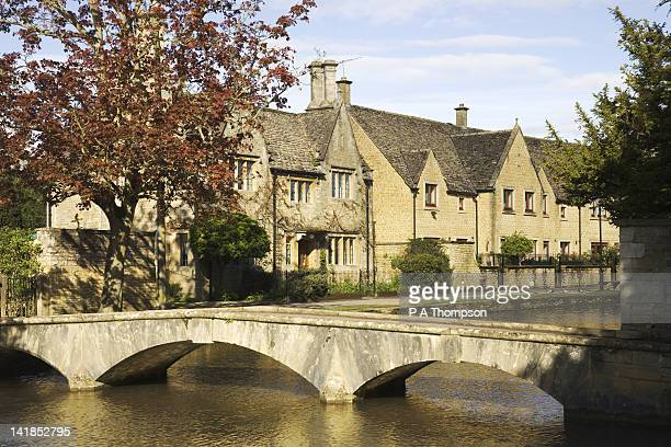 Bourton on the Water, Cotswolds, Gloucestershire, England