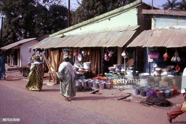 Boutique d'ustensiles domestiques a Ziguinchor Senegal