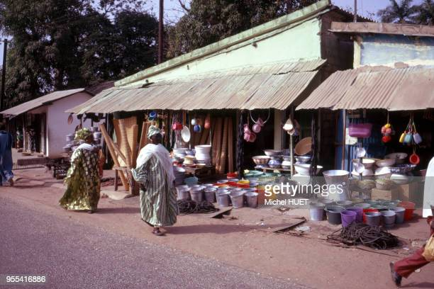 Boutique d'ustensiles domestiques à Ziguinchor Sénégal