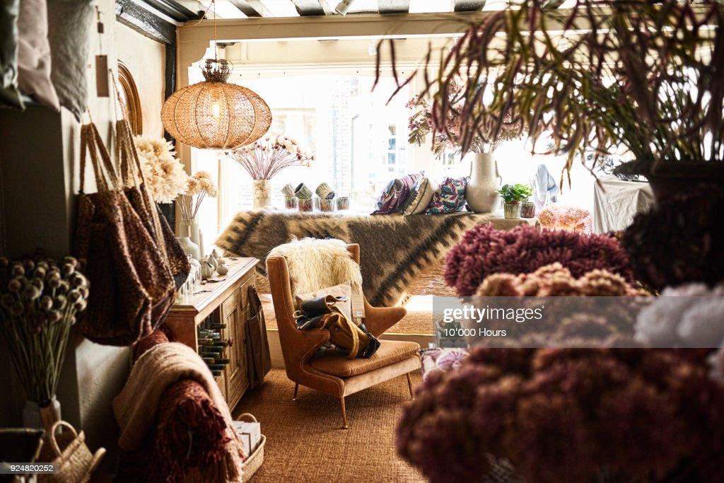 Boutique interior : Stock Photo