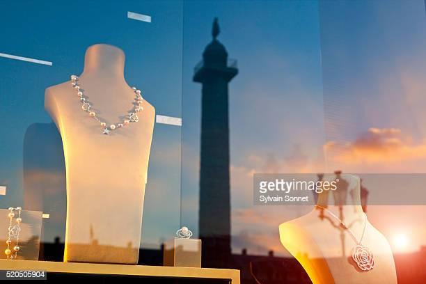 Boutique Window in Place Vendome