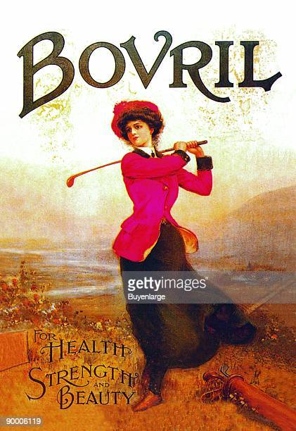 Bovril - For Health, Strength and Beauty