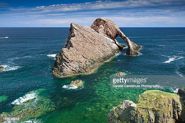 bow fiddle rock - daniele carotenuto stock pictures, royalty-free photos & images