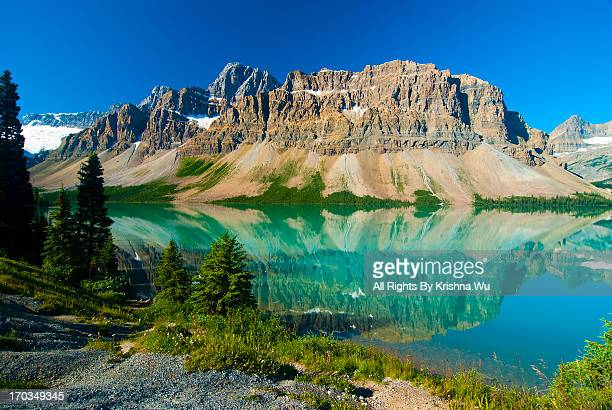 Bow Lake, Banff, Canadian Rockies