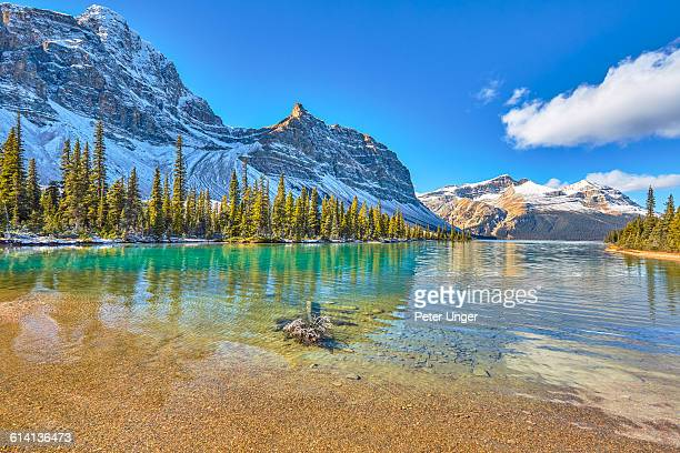 Bow Lake,Banff National Park,Canada