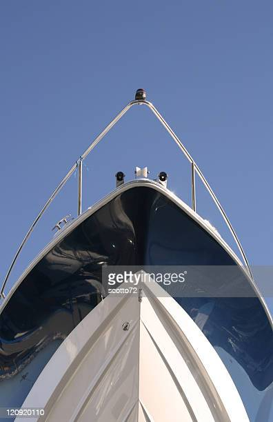 Einem Boot Schleife