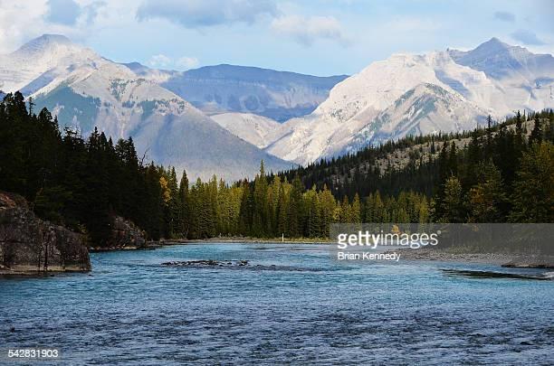 Bow River Mountains