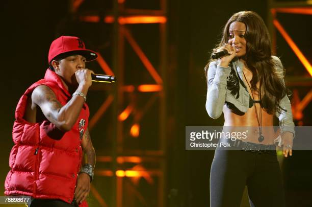 Bow Wow and Ciara perform 'Like You'/'Oh'/'Let Me Hold You'
