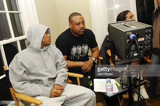 Bow Wow and director Bryan Barber