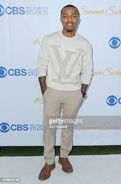 Bow Wow arrives at CBS Television Studios 3rd Annual Summer Soiree Party at The London Hotel on May 18 2015 in West Hollywood California