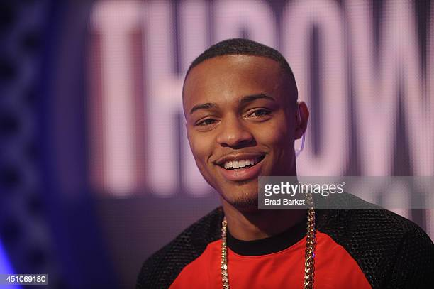 Bow Wow attends BET 106 and Park on June 11 2014 in New York City