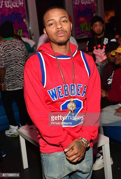 Bow Wow attends Reginae Carters Birthday Party at Suite Lounge on December 2 2016 in Atlanta Georgia