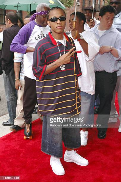 Bow Wow during 2005 Urban World Film Festival 'Roll Bounce' Premiere Arrivals at Magic Johnson Theater in Harlem New York United States