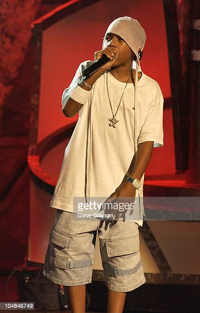Bow Wow during 2nd Annual BET Awards Rehearsals Day One at The Kodak Theater in Hollywood California United States
